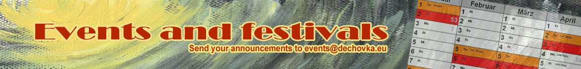 Events, Festivals